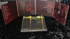 Raksu - s/t (CD)