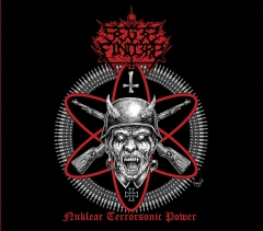 Seges Findere - Nuklear Terrorsonic Power (CD)