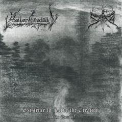 Sad / Vöedtæmhtëhactått - Existence to Serve the Creation (Not the Creator) / CD