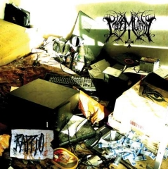 Itsemurha - Rappio (CD)
