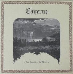 Caverne - Aux Frontières du Monde (CD)
