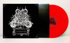 Old Burial Temple - His Majesty Upside Down (LP)