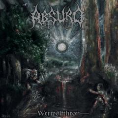 Absurd - Werwolfthron (CD)