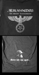 Armaggedon - The Satanic Kommandantur (T-Shirt)