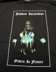 Juddas Iscaridiot - Orders in Flames (T-Shirt)