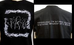 Cirrhus - Logo (T-Shirt)