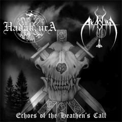 Hadak urA / Akashah - Echoes of the Heathens Call (CD)