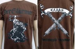 Der Stürmer - Europa (T-Shirt)