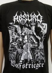 Absurd - Wolfskrieger (T-Shirt)