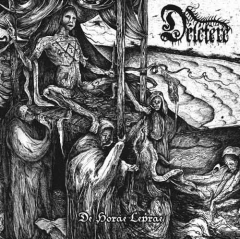 Délétère - De Horae Leprae (CD)