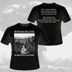 Bilskirnir - In Solitary Silence (T-Shirt)