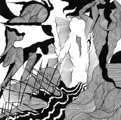 Kêres / Cosmic Church - Lucifer Returns to Heaven (LP)