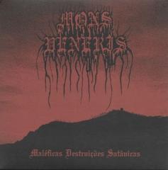 Mons Veneris - Maléficas Destruições Satânicas (EP)