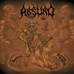 Absurd - Raubritter / Grimmige Volksmusik (CD)