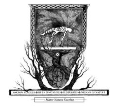 Elderwind / Sorrow Plagues / De la Nostalgie - Mater Natura Excelsa (LP)