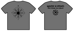 White Medal - East Riding Cart Burial (T-Shirt)