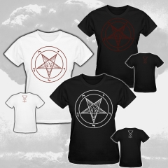 Pentagram - Girlie-Shirt