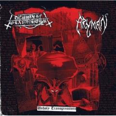 Demonic Slaughter / Aryman - Unholy Transgressions (CD)