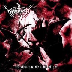 Permafrost - I Challenge the Light of God (CD)