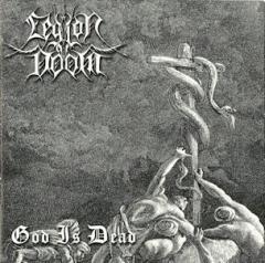 Legion of Doom - God is Dead (CD)