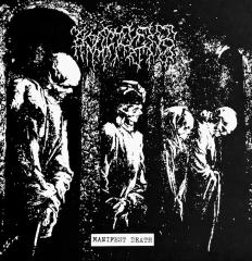 Mora¨ - Manifest Death (LP)