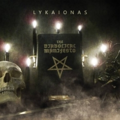 Lykaionas - The Diabolical Manifesto (CD)