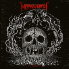 Heresiarch - Incursions (CD)