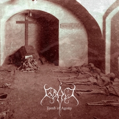 GRAV - Tomb of Agony (CD)