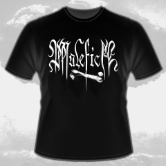 Malefica - Logo (T-Shirt)