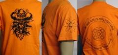 SS-18 - Russisches Nukleares Schwarzmetall (T-Shirt)