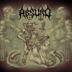 Absurd - Raubritter / Grimmige Volksmusik (LP)