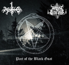 Aske / Gnosis Occultus - Pact of the Black Goat (CD)