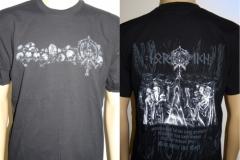 Nordreich - Verschlungene Pfade (T-Shirt)