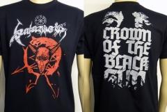 Satanachist - Crown of the Black Sun (T-Shirt)
