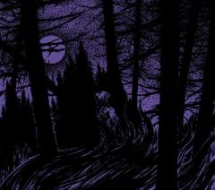 Duch Czerni - Wskrzeszony Krwawymi Czerniami (CD)