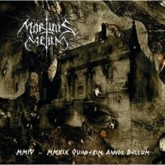 Mortuus Caelum - MMXIV - MMXIX Quindecium Annos Bellum (CD)