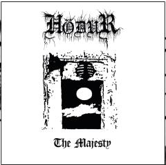 Hödur - The Majesty (CD)