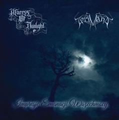 A Caress of Twilight / Zerivana - Impresje emanacji wszechmocy (CD)