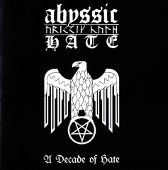 Abyssic Hate - A Decade of Hate (2LP)