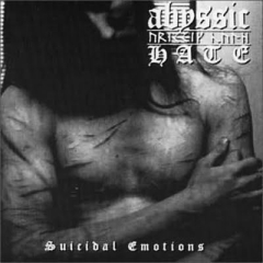 Abyssic Hate - Suicidal Emotions (LP)