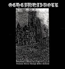 Geheimnisvoll - Venomous Sorcery Through Hidden Darkness (LP)