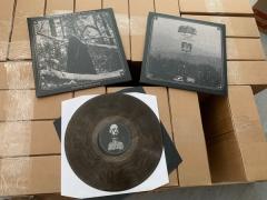 Monarque / Neige Et Noirceur - Cantvs Maleficvs (LP)
