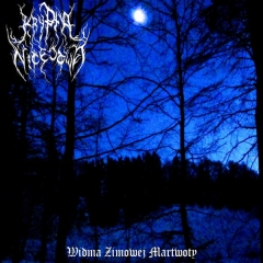 Krypta Nicestwa - Widma zimowej martwoty (EP)