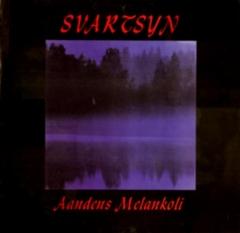 Svartsyn - Aandens melankoli (CD)