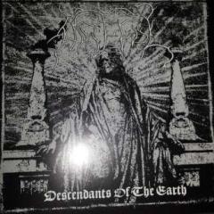 Hateful - Descendants of the Earth (CD)