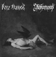Votz Daunor / Infamous - SplitCD