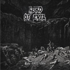 Lord of Evil - reh-1992/1994 (CD)