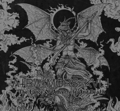 Atra Mors Kvlt - The Lance of Adversity and Death (CD)