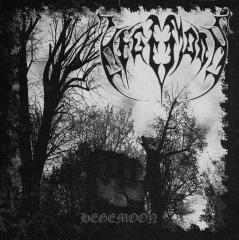 Hegemoon - s/t (CD)