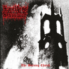 Lucifers Hammer - The Burning Church (CD)
